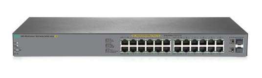 HPE OfficeConnect 1820-24G-PoE+ (185W) Switch #J9983A