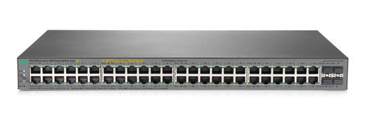 HPE OfficeConnect 1820-48G-PoE+ (370W) Switch #J9984A