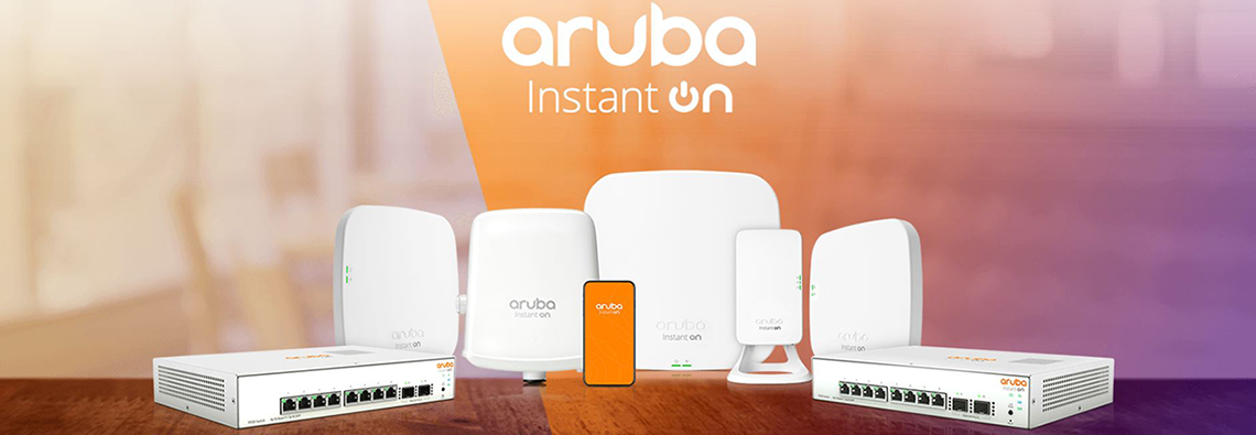 Aruba Instant On APs
