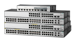 HPE OfficeConnect 1850 Series